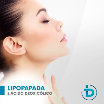 LIPOPAPADA – HARMONIZAÇÃO FACIAL – APLICAÇÃO DO ÁCIDO DEOXICÓLICO NA ODONTOLOGIA