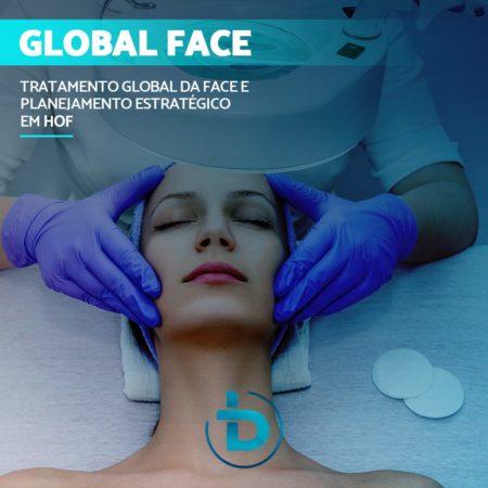 GLOBAL FACE- TRATAMENTO GLOBAL DA FACE E PLANEJAMENTO ESTRATÉGICO EM HOF