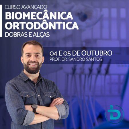 Avançado Biomecânica Ortodôntica – Dobras e Alças