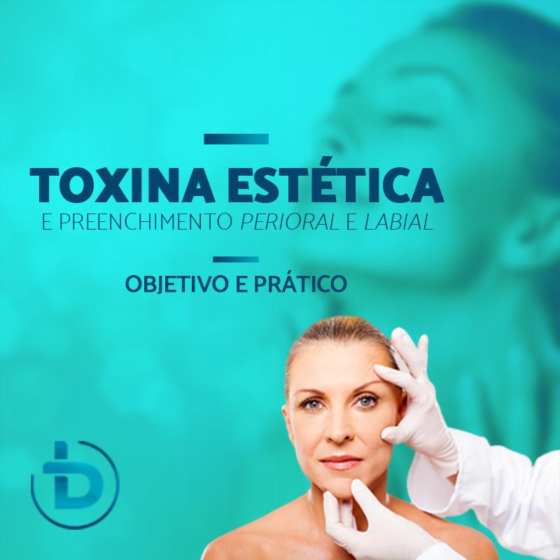 TOXINA ESTÉTICA E PREENCHIMENTO PERIORAL E LABIAL